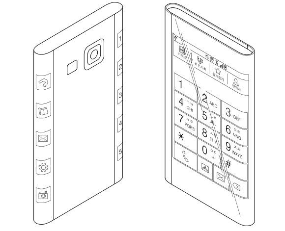 三星Galaxy Note 4设计由专利暗示