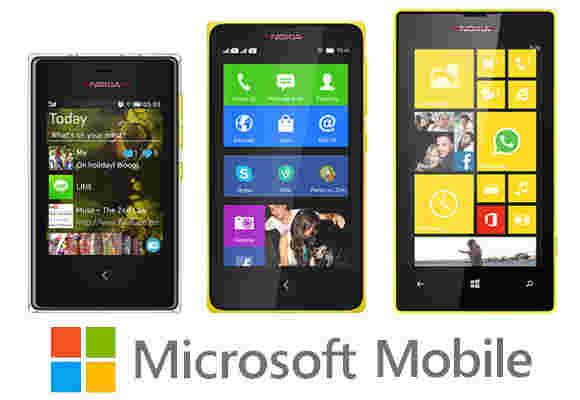 诺基亚OYJ很快将重命名为Microsoft Mobile Oy