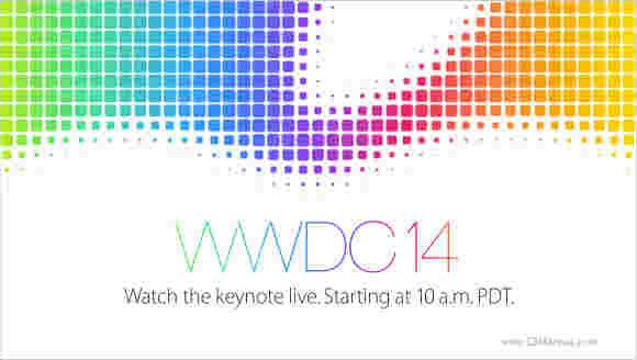 观看Apple WWDC主题演讲在这里