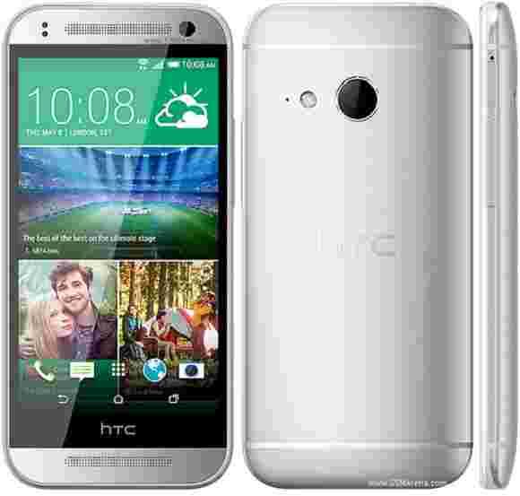 HTC One Mini 2现在在英国出售