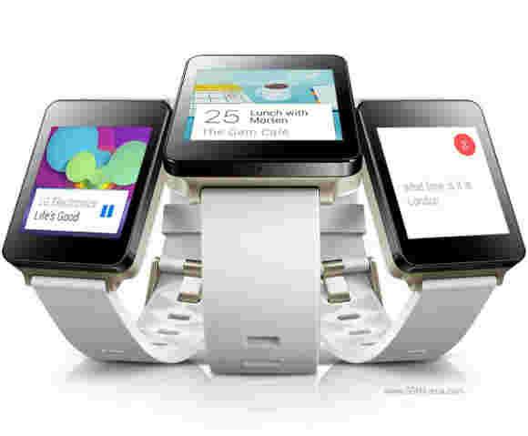 LG G手表和三星齿轮现场规格证实