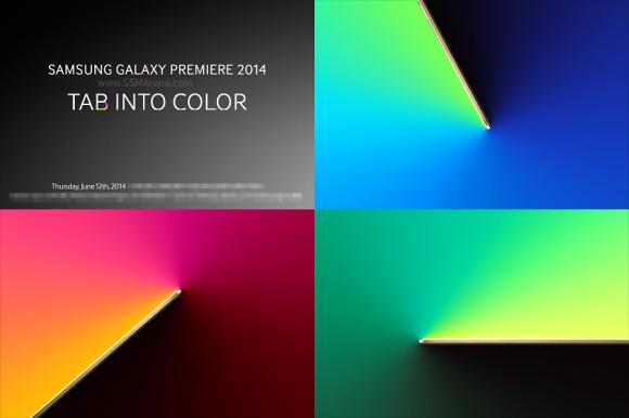 三星Galaxy Tabs将于6月12日宣布