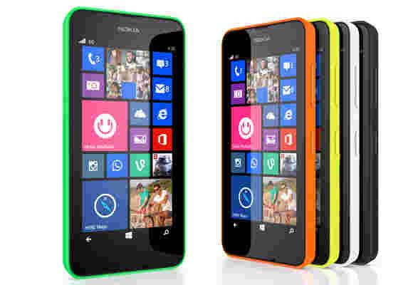 诺基亚Lumia 630于5月29日击中英国