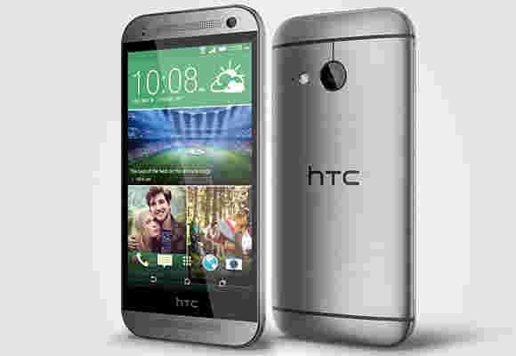HTC一个迷你2用13MP相机宣布
