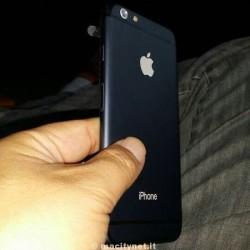 另一个苹果iPhone 6虚拟机组圆润