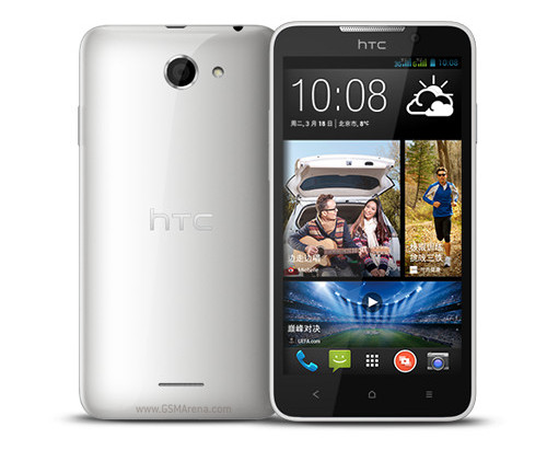 HTC Desire 516显然是在印度的路上