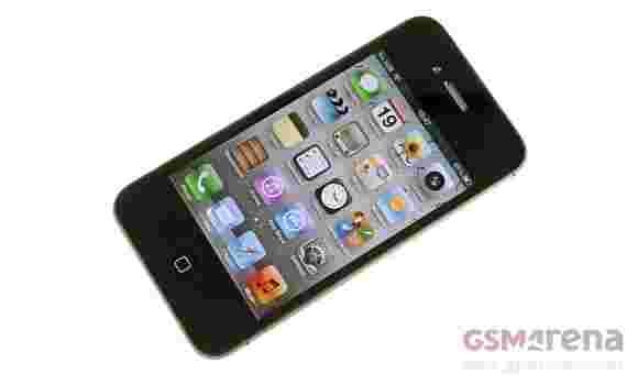 充足的Active iPhone 4S设备点处于巨大的升级周期