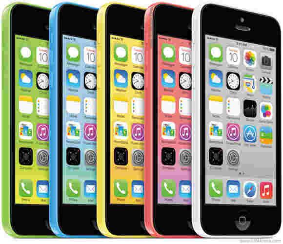 iPhone 5C 8GB在未来几周推出印度