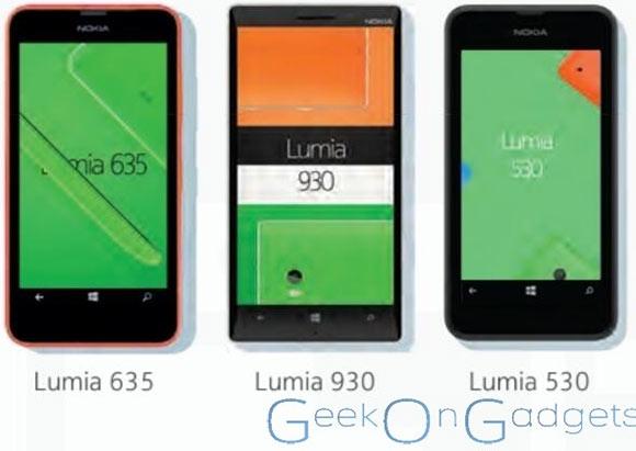 """诺基亚Lumia 530图像泄漏,确认4.3""""显示"""