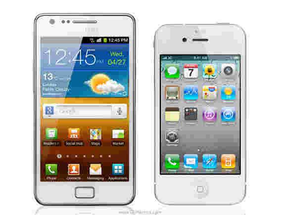 三星Galaxy S II和Galaxy Ace Ban在荷兰维持