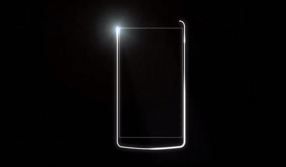 "LG G3声称""最新促销视频中的""伸缩"""