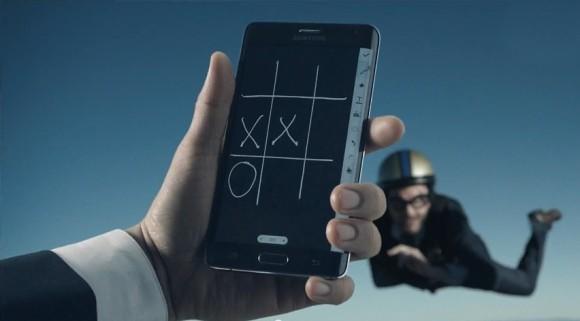 三星Galaxy Note Edge击中马来西亚2月