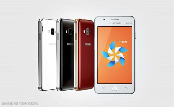 Tizen-Trizing Samsung Z1现在在孟加拉国提供