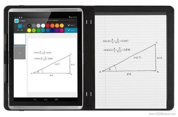 惠普宣布三款新的Android平板电脑,包括12英寸野兽