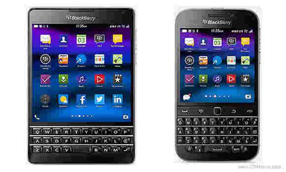 AT&T获得BlackBerry Classic,也重新设计了Passport