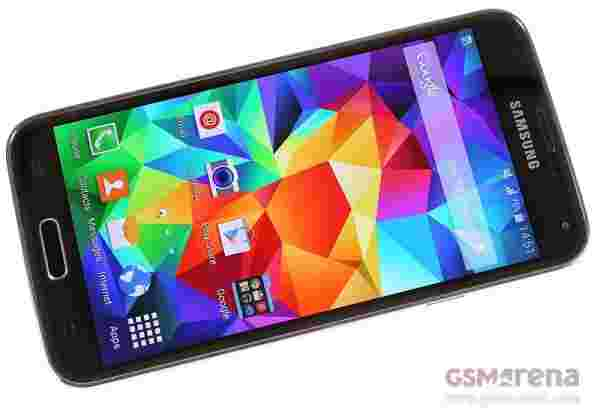 Samsung Galaxy S5 for AT&T获取Android 4.4.4