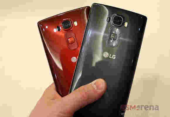 沃达丰英国提供LG G Flex 2 3月19日