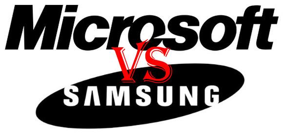 微软和三星结束了他们对特许权使用费的争执