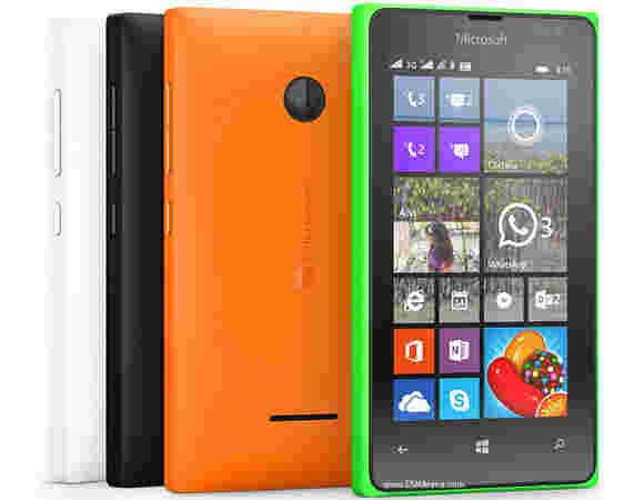 Dual-Sim Microsoft Lumia 435现已在印度提供