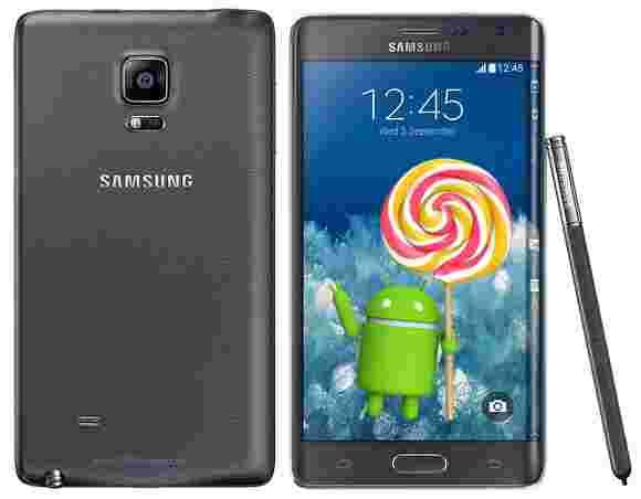 Galaxy Note Edge Getting Lollipop 5.0.1 Ota在澳大利亚