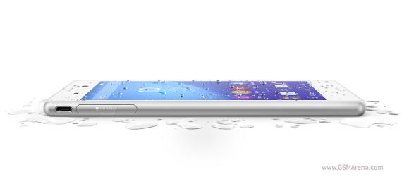 索尼推出了苗条的Xperia M4 Aqua