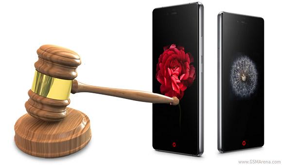中兴通讯在P8和X2摄像机专利上起诉华为