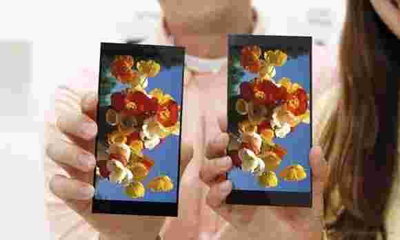 "LG推出5.5""QHD IPS LCD显示面板,具有120%色域"