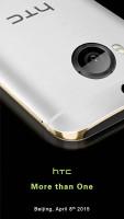 HTC One M9 +虚拟视频,工作设备拍摄