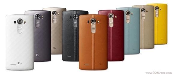 LG G4在其预定首次亮相之前透露