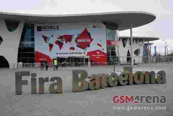 从巴塞罗那你好,因为我们为2015年的MWC准备好了