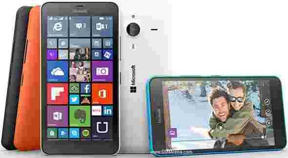 Microsoft Lumia 640 XL在德国预订了预订