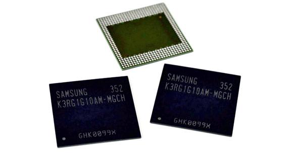 三星将为LG和Apple提供DDR4 RAM模块