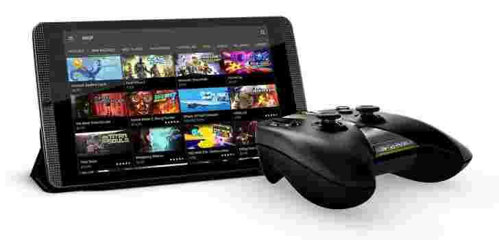 新的NVIDIA盾牌平板电脑K1是200美元,如前所述