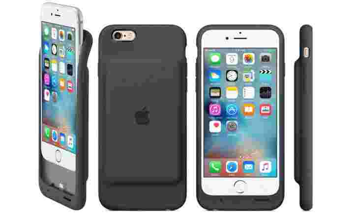 iPhone 6和6S的Apple智能电池盒延长了您的电池寿命,看起来像iffy