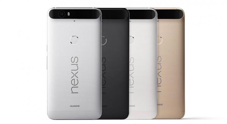 Nexus 6P现在可以从最佳购买购买