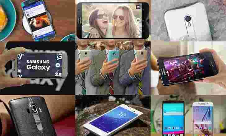 2015年至今的智能手机点评
