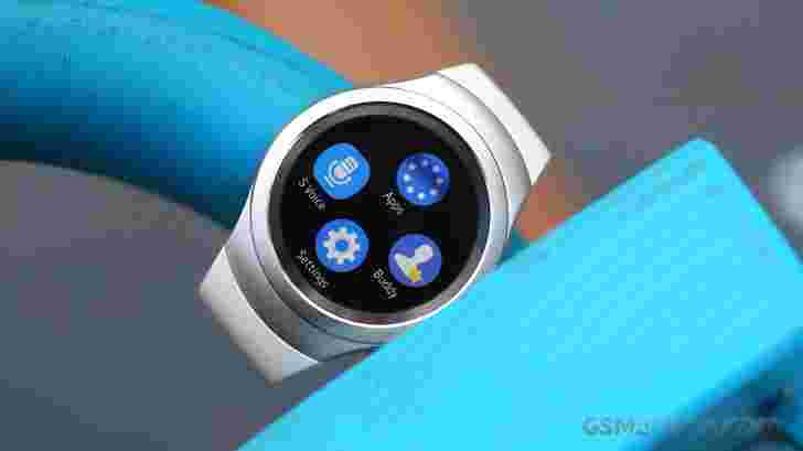 Samsung Gear S2的iOS兼容性到1月中旬