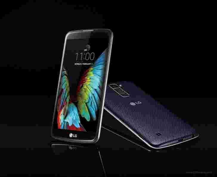 LG宣布K系列智能手机,K10和K7成为官方首先