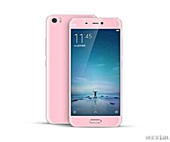 新的渲染和视频特色Xiaomi Mi 5泄露