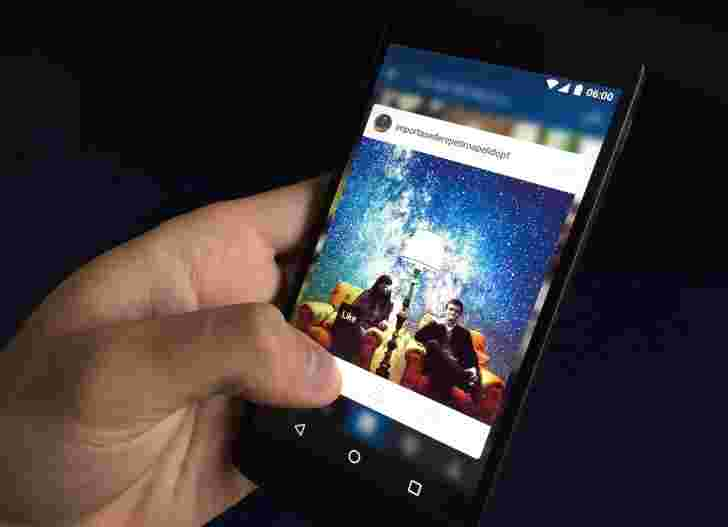 Instagram为其Android应用程序带来了3D触摸功能