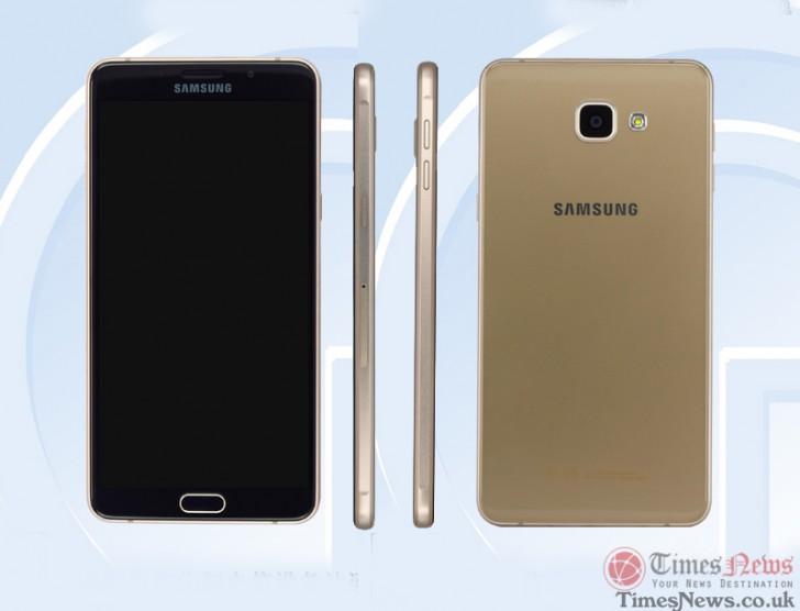 三星Galaxy A9带6英寸显示器和3GB RAM通过Tenaa