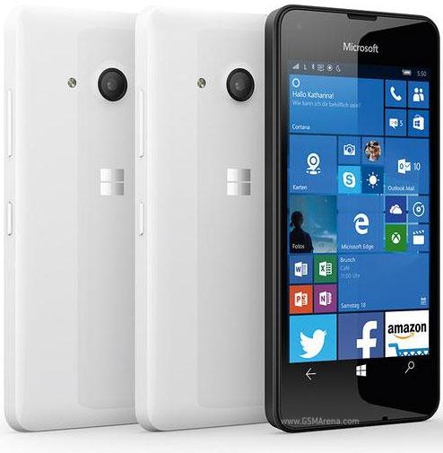 Microsoft Lumia 550获得了英国的另一项降价