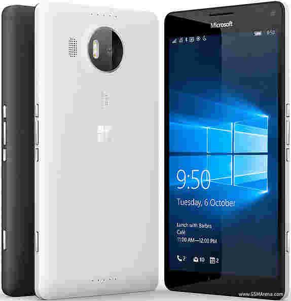 Microsoft Lumia 950 XL(解锁,单一SIM)以565美元的价格销售