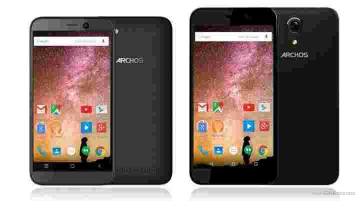 Archos推出两个新的智能手机范围:电力和钴