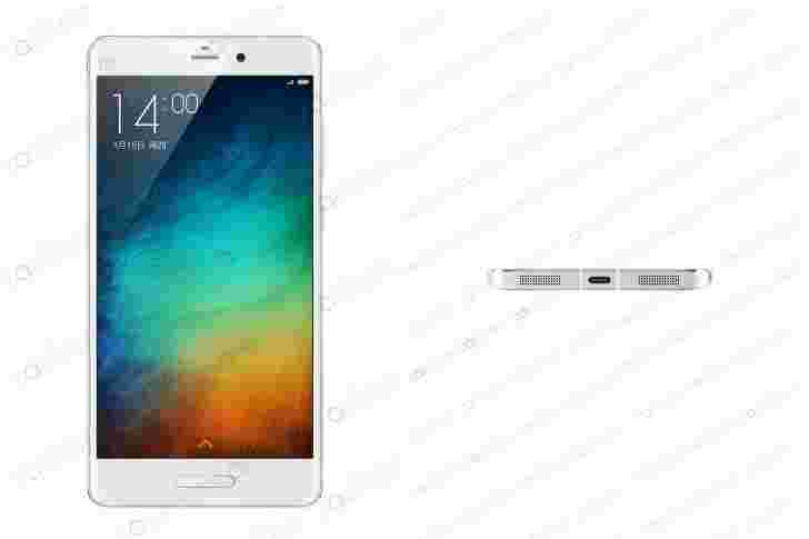 Xiaomi Mi 5被描绘成一套新的泄漏渲染,SPED也出现了