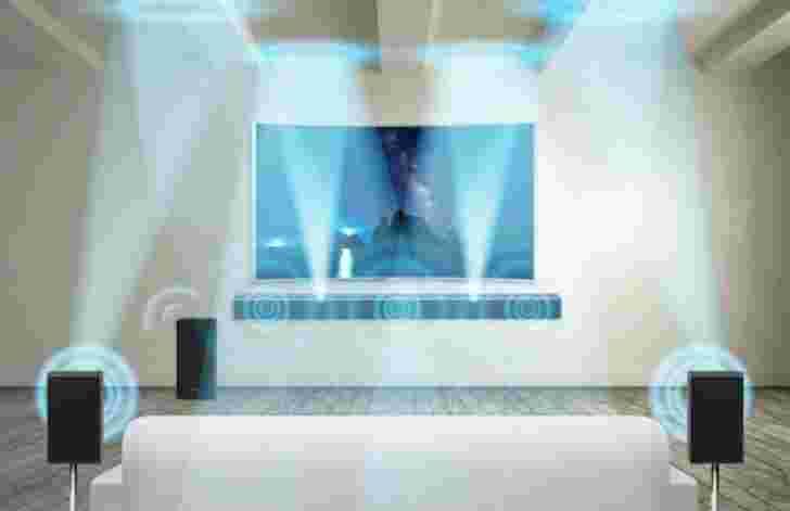 三星宣布使用杜比Atmos的HW-K950 SoundBar