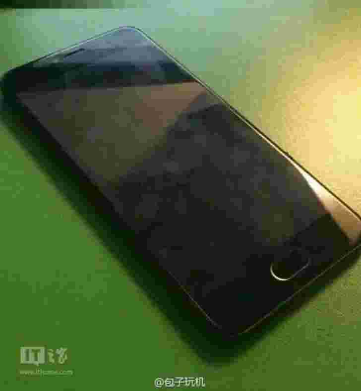 Meizu Pro 6在一张新的照片中泄漏