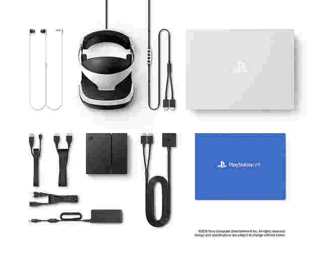 索尼的Playstation VR在10月推出,耗资399美元