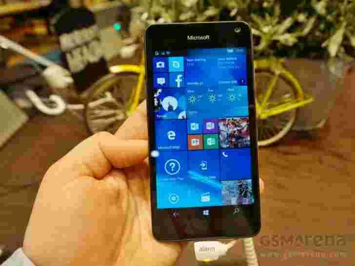 Microsoft Lumia 650现已开始在美国和加拿大的预订,到4月1日船舶