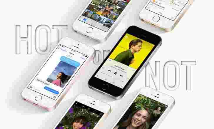 民意调查结果:iPhone SE获得冷招待会